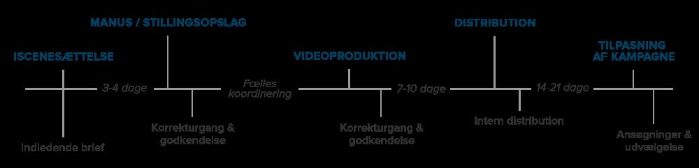 videorekruttering proces