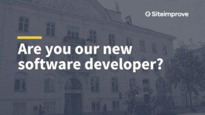 Rekruttering af softwareudviklere