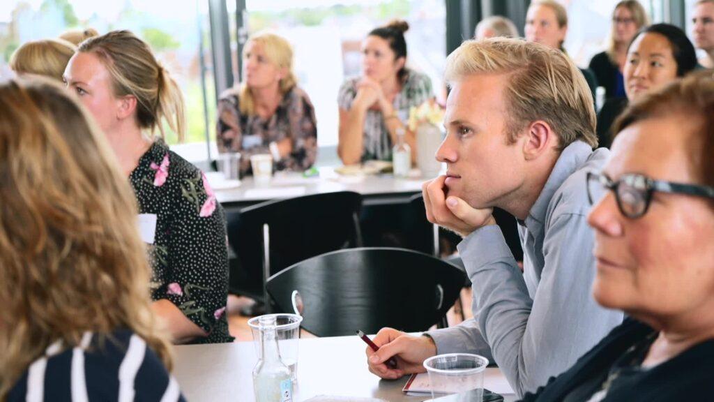 Foredrag og workshop for virksomheder