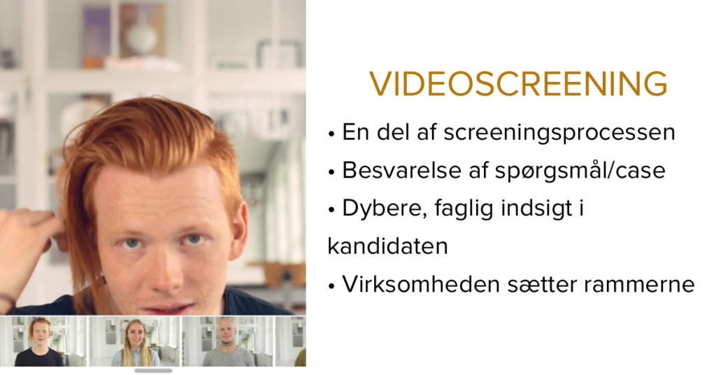 Hvad er Videoscreening?