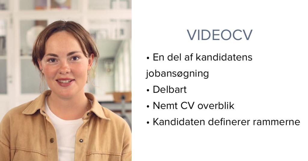 Hvad er et videoCV?